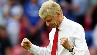 Arsène Wenger bleibt Trainer von Arsenal