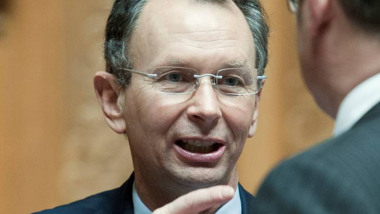 Der Aargauer FDP-Nationalrat Philipp Müller ist sauer.