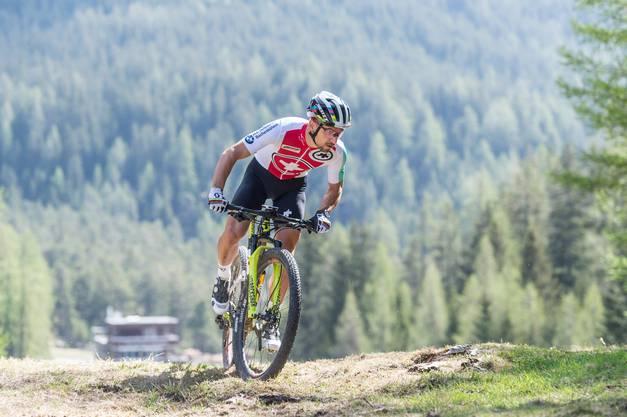 Verliert die Freude am Biken nicht: Nino Schurter.