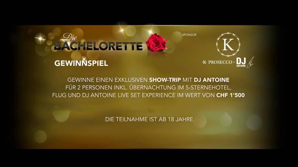 Die Bachelorette - DJ Antoine Gewinnspiel