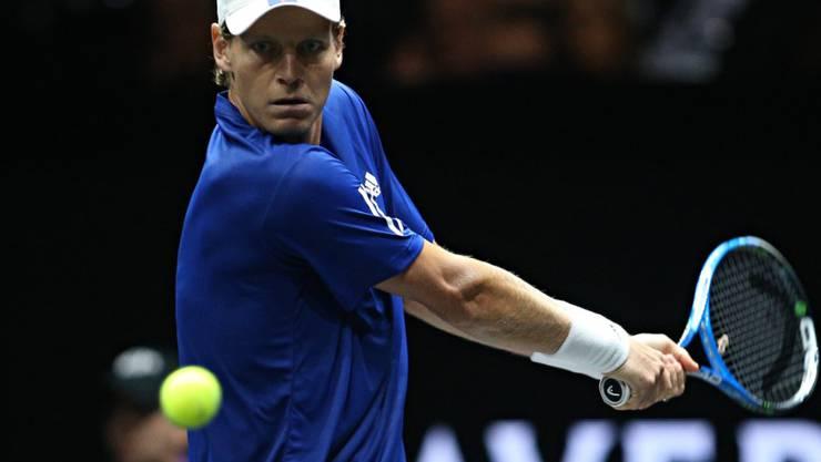 Tomas Berdych verabschiedet sich von der ATP-Tour