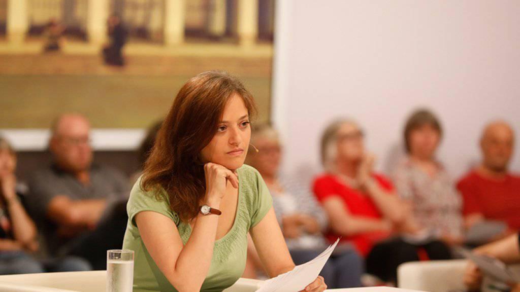 Die türkische Autorin Özlem Özgül Dündar vermochte am letzten Lesetag in Klagenfurt am meisten zu überzeugen. (zVg)