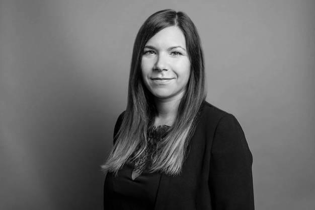 Céline Feller, Sportredaktorin.