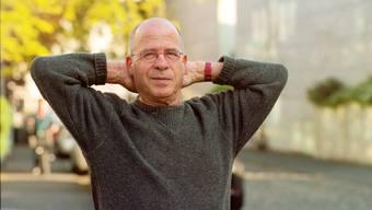Meir Shalev: «Ich weiss nicht, ob wir Israeli das Politisieren lieben, aber es gehört bei uns zum Alltag.»