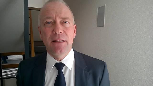 Oltens Stadtpräsident Martin Wey zum Projekt Sälipark 2020