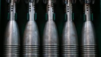 Ein illegaler Waffenexport von der Schweiz nach Kasachstan - darunter Granatwerfer - ruft die Bundesbehörden auf den Plan. (Symbolbild)