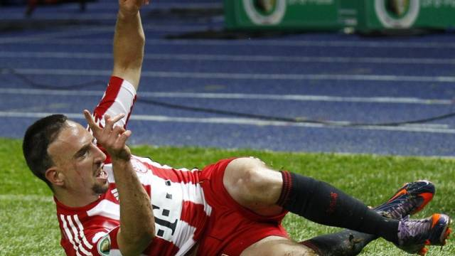 Franck Ribéry bleibt an der Isar