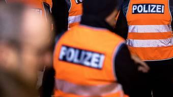 Die Polizei war mit mehreren Patrouillen vor Ort. (Archiv)