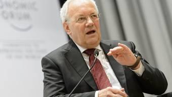 Vor einer Einigung Grossbritanniens mit der EU macht Brüssel der Schweiz keine Zugeständnisse. Das sagte Bundespräsident Johann Schneider-Ammann am Rande des WEF.