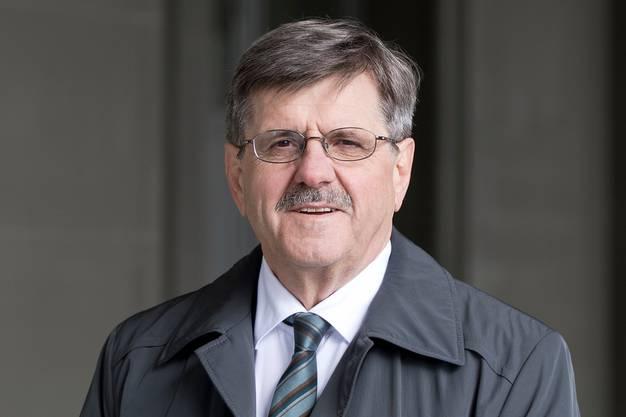 Migrationsexperte Eduard Gnesa.