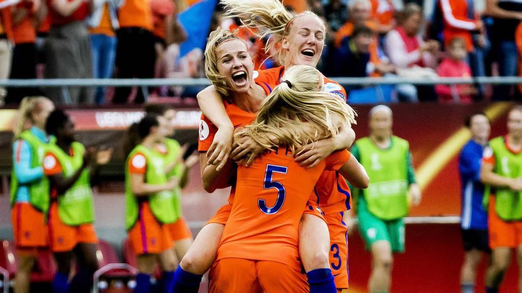 Holländerinnen sind Europameister