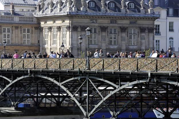 Am Montag soll die Brücke wieder für Fussgänger zugänglich sein.