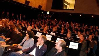 "Blick ins Zürcher Kino ""RiffRaff"" (Archiv)"