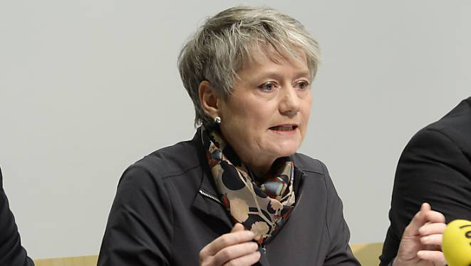 Regierungsrätin Jacqueline Fehr (SP) stösst mit ihrer Einladung auf Kritik. (Archiv)