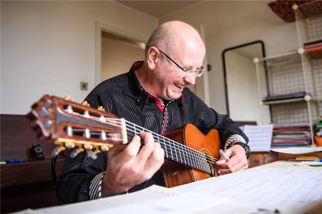 Der Solothurner erhält dieses Jahr den Preis für Musik des Kantons Solothurn.