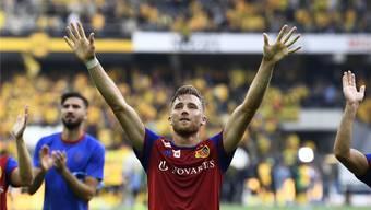 Mit Silvan Widmer ist ein Verteidiger der effektivste Torschütze beim FC Basel.