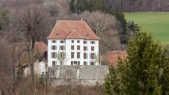 Die Wandlung von Schloss Rued über die Jahrzehnte