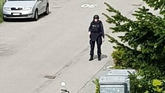 Polizeieinsatz in Zuchwil