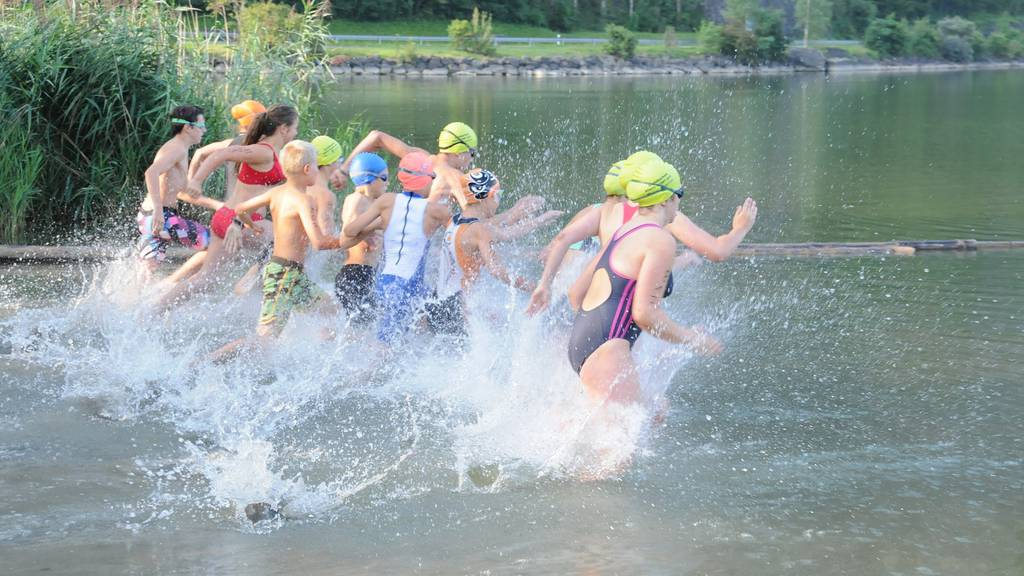 Tri-Kids Triathlon für Kinder von 3-15 Jahren