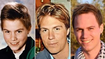 Samuel Schumacher im Alter von 10, 20 und 30 Jahren. Mit 10 ist man noch stolz auf sein Alter. Mit 20 liegt einem die Welt vermeintlich zu Füssen. Jetzt, mit 30, scheint der sprichwörtliche Ernst des Lebens anzufangen.