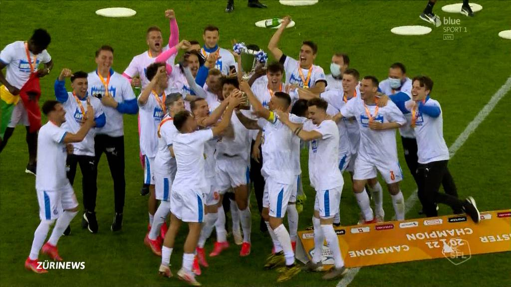 Aufstieg: GC in der nächsten Saison wieder in der Super League
