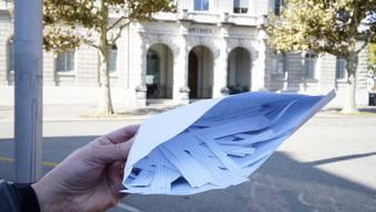 Papierschnitzel im Couvert statt Bargeld: Ein Fall fürs Obergericht.