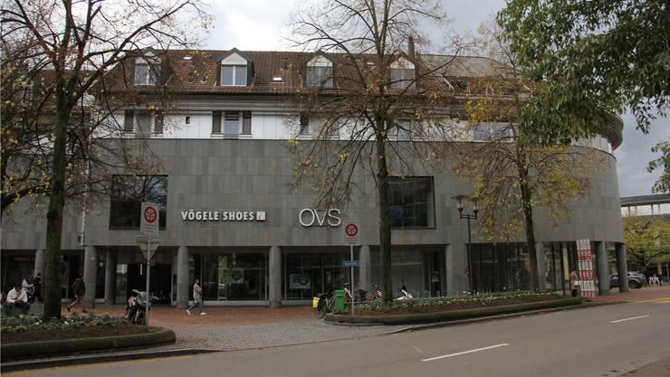 Auch Aldi prüfte eine Filiale im Ex-OVS-Gebäude. Bild: Claudia Meier