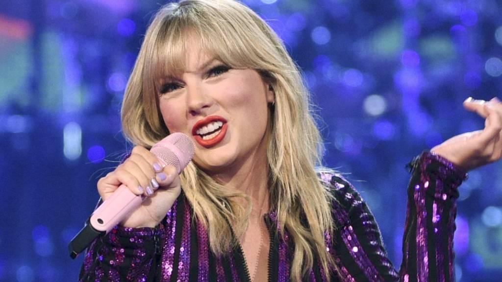Taylor Swift hat die meisten Songs in den US-Charts