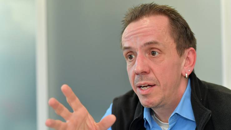 Andreas Heller, Gemeindepräsident: «Es gibt unter  Umständen Gewerbler, die  durch alle  Maschen fallen.»