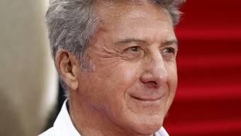 Hat nach eigenen Angaben gelernt, sexuellen Versuchungen zu widerstehen: Dustin Hoffman (Archiv)