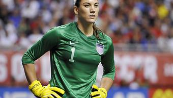"""Good news"" für Hope Solo"
