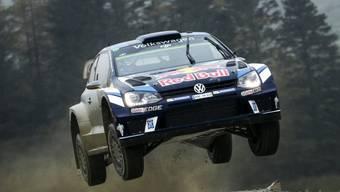 Der VW Polo WRC fliegt nicht mehr über die Rallye-Strecken