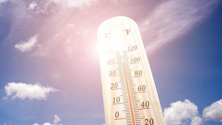 Höhere Temperaturen, mehr Ozon. (Symbolbild)