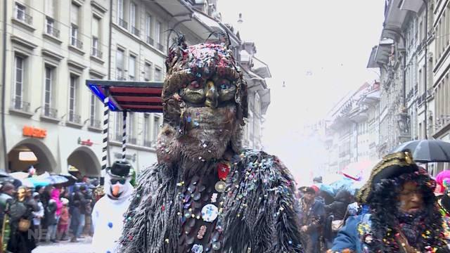 Monsterumzug durch Bern