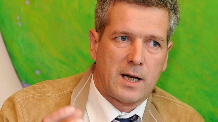 FDP wechselt von Sparwut zu Sanftmut: Thomas de Courten ist darüber befremdet.