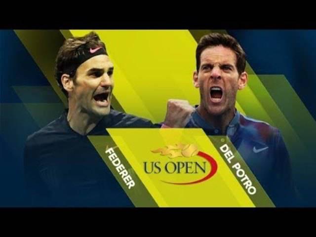 Roger Federer verliert gegen Juan Martin del Potro – die wichtigsten Momente des Spiels