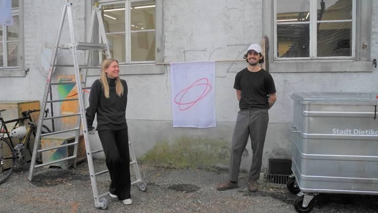 Hinter dem Projekt stehen Kim Anni Bassen und Lourenço Soares.