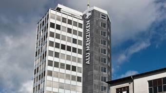 Die Kurt Weber AG hat das Gebäude der Alu Menziken gekauft