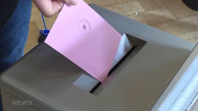 Der brisante Abstimmungs-Sonntag steht vor der Tür