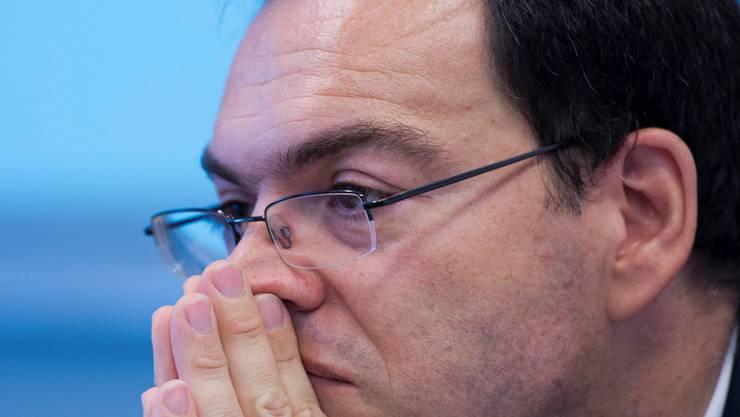 Die Basler Kantonalbank hat eine turbulente Zeit hinter sich. Dazu beigetragen hat der frühere Bankratspräsident Andreas Albrecht.