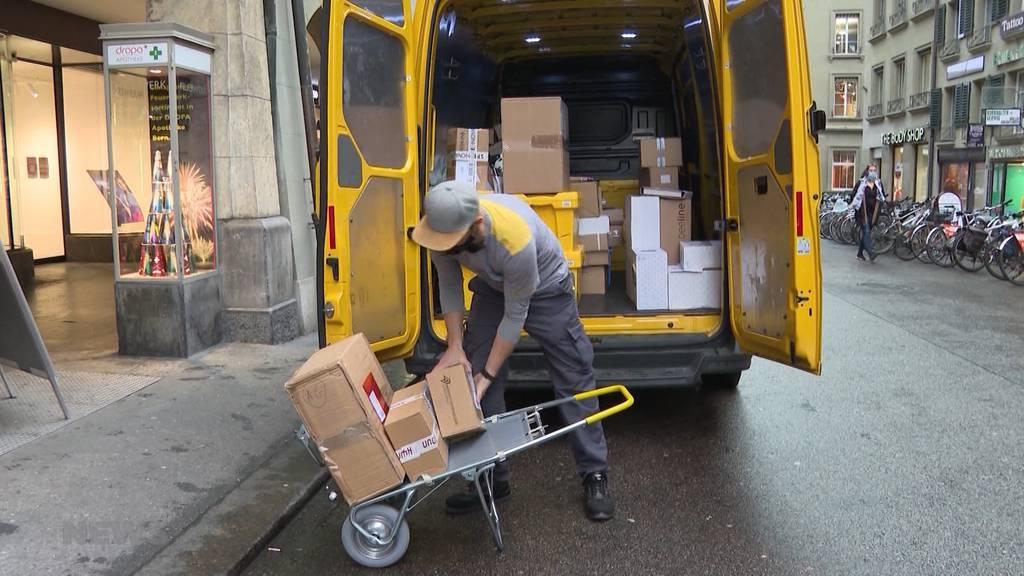 Weihnachten, Black Friday und Corona: Gewerkschaft befürchtet Logistik-Kollaps