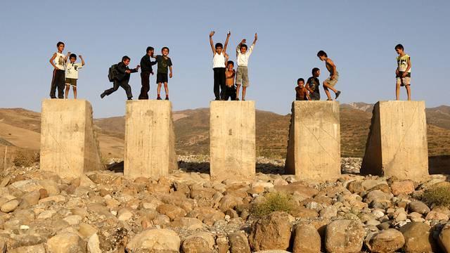 Kinder in Tadschikistan - Die Schweiz leistet im zentralasiatischen Land seit Jahren Entwicklungshilfe (Archiv)