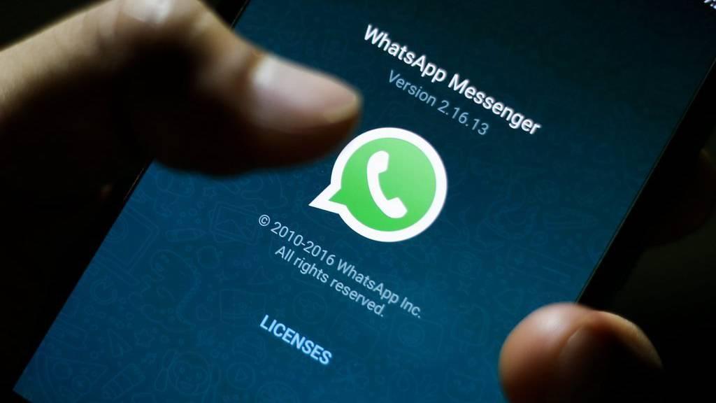 Die Facebook-Tocher WhatsApp baut laufend neue Funktionen ein.