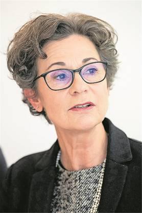 FDP-Fraktionschefin Sabina Freiermuth ist im Beirat der NAB tätig.