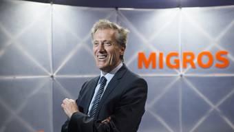 Migros-Chef Herbert Bolliger.