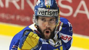 Stefan Tschannen erzielte für Langenthal das zwischenzeitliche 2:0
