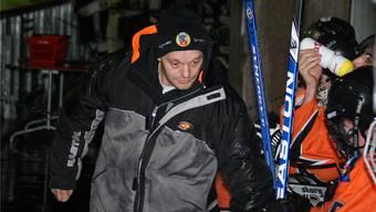 Andi Wismer war schon mal Trainer der «Stiere», zuletzt im Jahr 2009. archiv