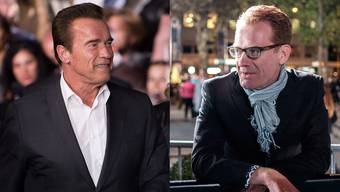 Arnold Schwarzenegger am Zurich Film Festival