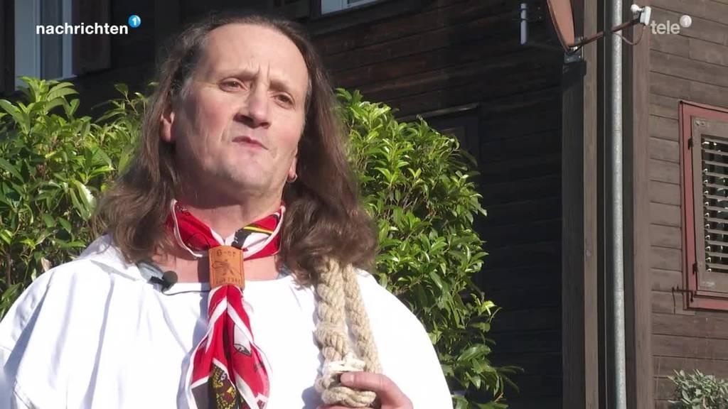 Schwyzer Geisselchlöpfer nehmen Klausjagen-Song auf