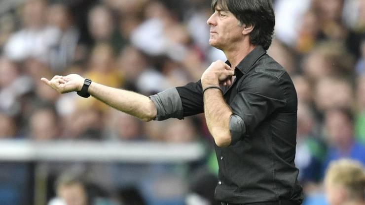 Joachim Löw dürfte auch an der EM 2020 die Richtung der DFB-Auswahl vorgeben